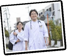 ☆内科総合研修プログラム☆【研修期間】3年間